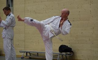 Karate voor volwassenen